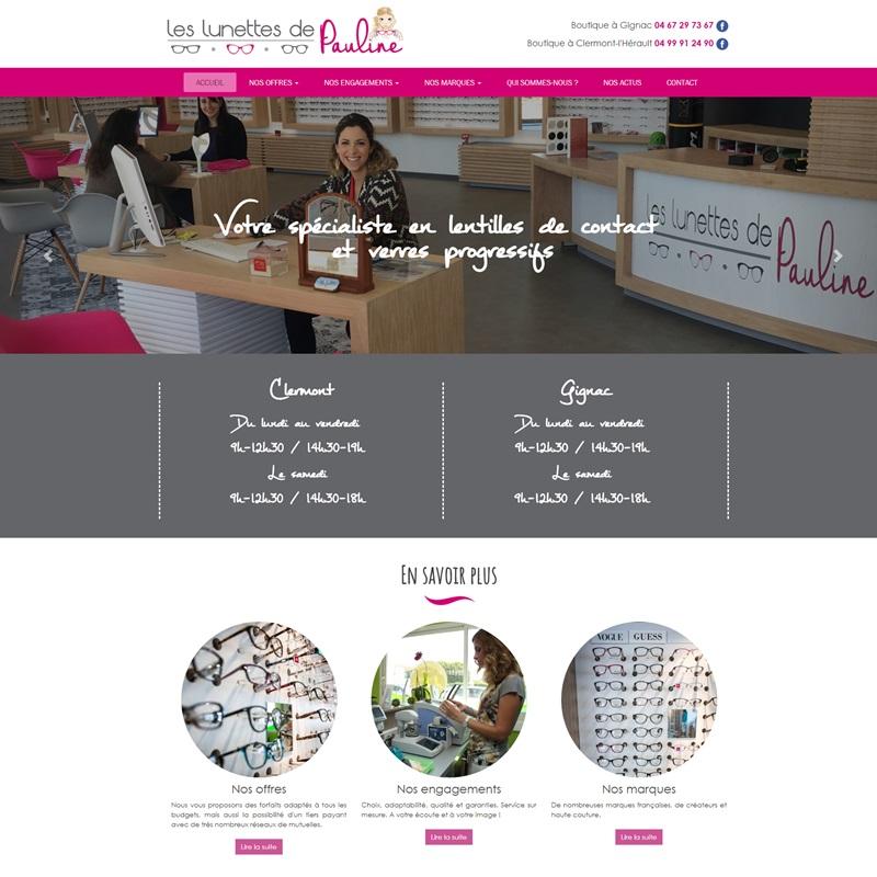 Création site Hérault 34