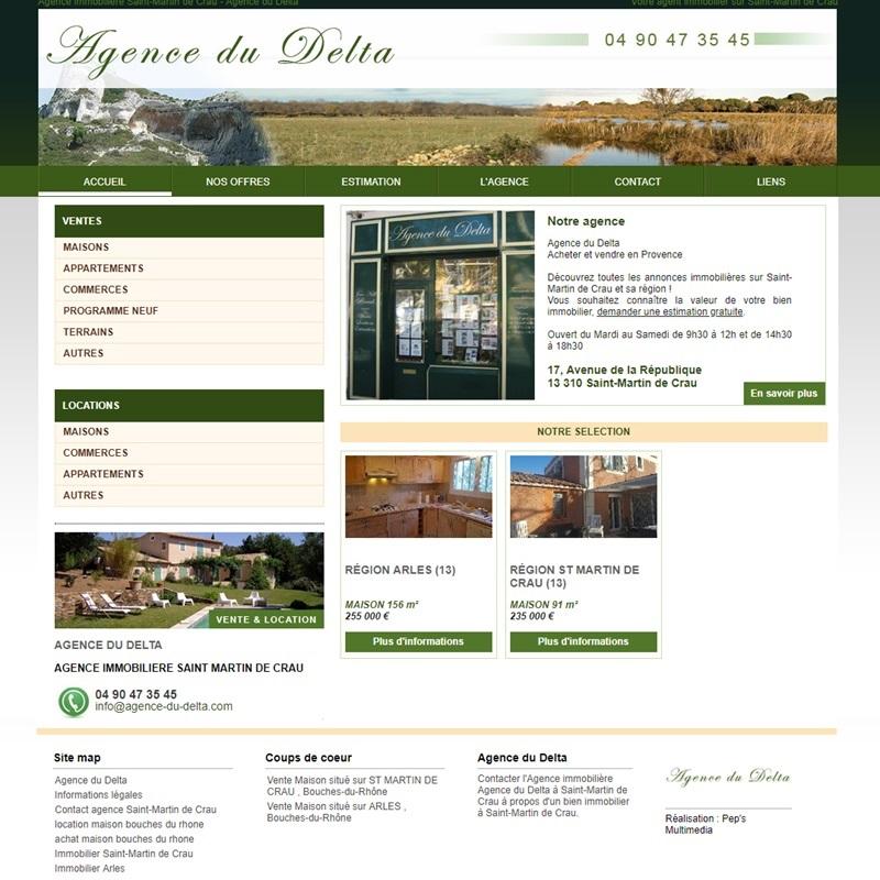 Webdesigner à Arles - concepteur de site professionnel
