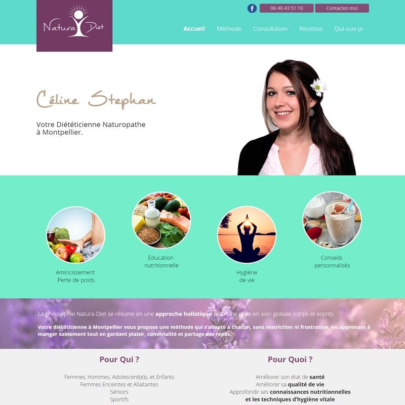 Création d'un site vitrine pour votre entreprise à Alès