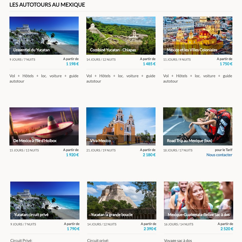 création site catalogue à Montpellier