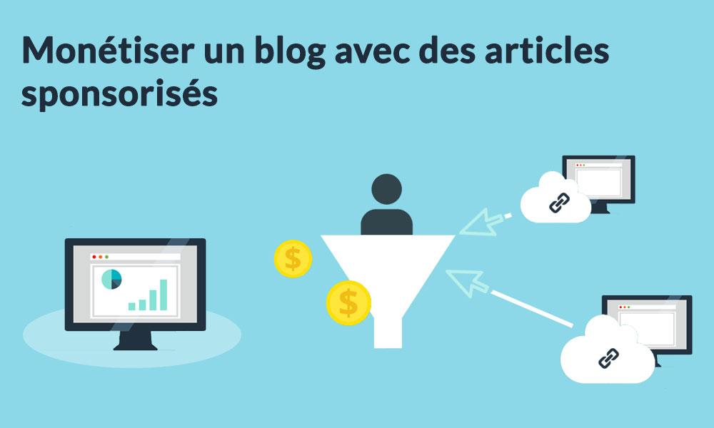 gagner de l'argent avec la monétisation de blogs